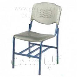 صندلی دانش آموزی بدون دسته برای میز مدرسه ای