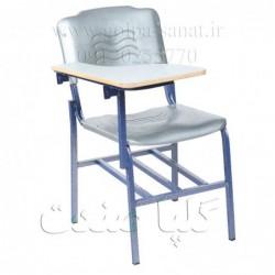 صندلی دانشجویی فایبرگلاس کد...