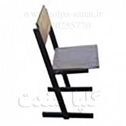 صندلی دانش آموزی mdf کد A-016