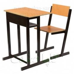 میز و صندلی مدرسه ای جدا از هم تک نفره