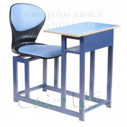 میز و صندلی صدفی یک نفره...
