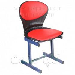 صندلی دانش آموزی مدل صدفی تولید گلپا صنعت