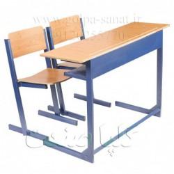 میز و دو عدد صندلی جدا از...