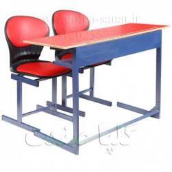 میز و دو عدد صندلی صدفی جدا...